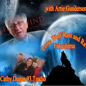 Lone Wolf Sits down with Arnie Gundersen on Fukushima