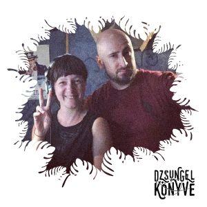 DJ Ren + Mentalien at Dzsungel Konyve 2018.05.29.