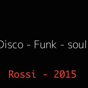 Disco - Funk - Soul mix