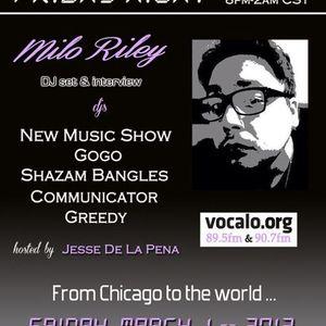 Vocalo Mix: March 1, 2013