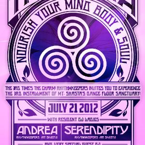 Serendipity Live @ Trifecta 7-21-2012