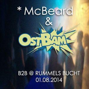OstBam_b2b_with_Beard@RummelsBucht_Berlin