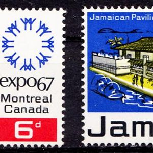Train To Expo '67