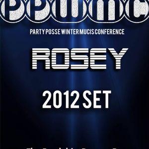 Rosey PPWMC 2012
