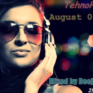 TehnoHouse Summer Mix August 010 mixed by ÐeejaY Stef 29.08.2013.