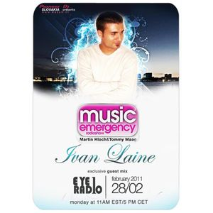 Guest Mix @ Music Emergency Radioshow #058  28.02.2011