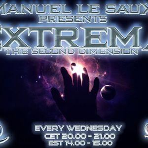 Manuel Le Saux pres. Extrema 312 on AH.FM (24-04-2013)