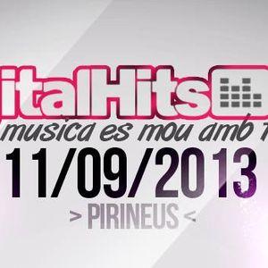 Retransmisión en DIGITAL HITS FM