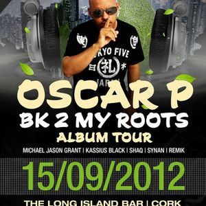 Michael Jason Grant - LIVE mix @ FREQUENCY 1st Birthday BASH- Cork - Saturday, 15 September 2012