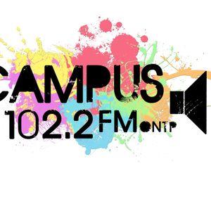 Episode janvier 2013 de CARTE-BLANCHE avec le groupe CANDY APPLE RED sur RADIO CAMPUS MONTPELLIER