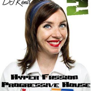 DJ KENTS - Hyper Fassion Progressive House Vol.2 2011th