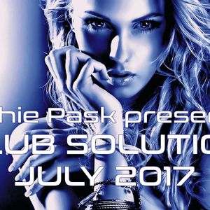 Richie Pask presents Club Solution July 2017