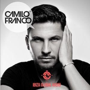Camilo Franco Show at Ibiza Global Radio / Special guest Carlos A - 23/04/2016