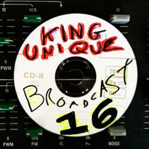 King Unique Broadcast 16