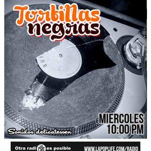 Tortillas Negras #8