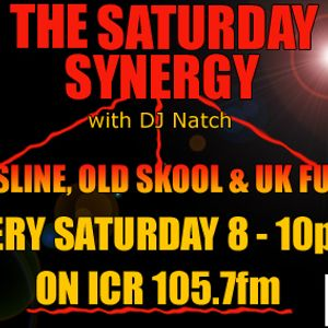 The Saturday Synergy - Show 176 - 11-08-12 - SHOX N ABLE COVER
