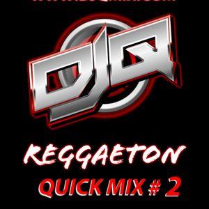 Reggaeton Quick Mix Vol.2
