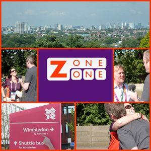 ZoneOneRadio - #CommunityProfile - Olympics at Wimbledon Special