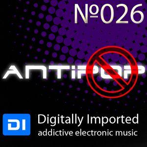 Tarbeat  - AntiPOP №026 (09.11.12) Di.FM