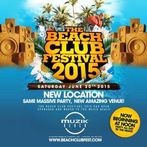 DEECEE & Dwhy Live @ Beach Club Festival 06/20 2015