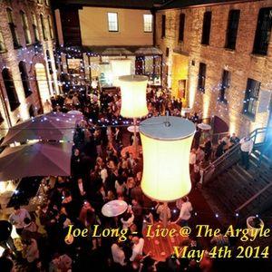 Joe Long - Live @ The Argyle, Sydney, Aus. - May 4th, 2014