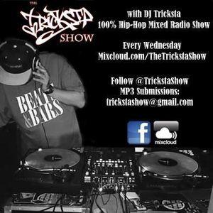 The TRICKSTA Show #014 - 21.12.16 - DJ Tricksta