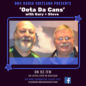 Oota Da Cans - Monday 13th January 2020