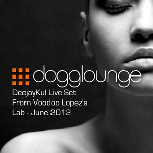 DeejayKul @ Dogglounge Live Set June 2012 - 1 Hour (Soulful)