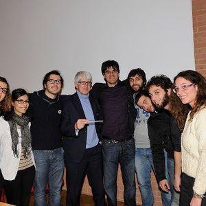 Generazione choosy? - Beppe Severgnini e Roan Johnson all'Università di Pisa
