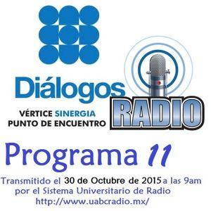 DIÁLOGOS Programa 11