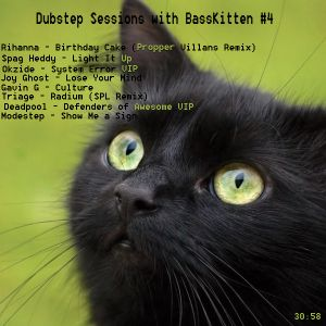 Dubstep Sessions with BassKitten #4