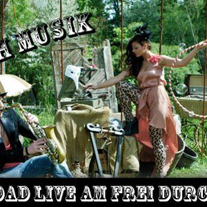VELOCIDAD LIVE @ FREI DURCH MUSIK FESTIVAL