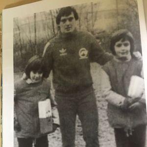 Bomber Armando Mulinacci idolo di Simone Inzaghi a 'QUELLI CHE..'