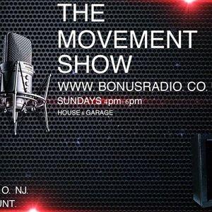 DJ Basic & DJ Intro, movement kru sunday show 28-06-15