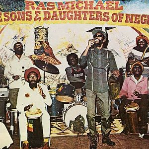Ras Michael & The Sons of Negus Live, Seattle, WA, October 24, 1985