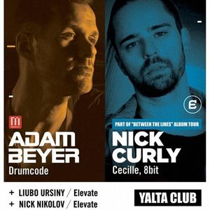 Adam Beyer - Live @ Yalta Club, Sofia 09.06.2012