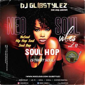 DJ GlibStylez - SOUL HOP (Street Soul) Vol.11