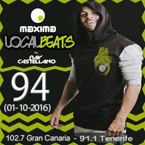 Maxima Local Beats by Ray Castellano 94 (01-10-2016)