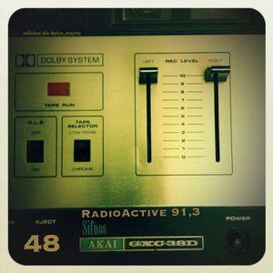 Miliokas on RadioActive 91,3 - 48