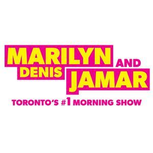 Marilyn Denis and Jamar - Monday June 24 2019
