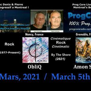 Prism, ObliQ & Amon Sethis.