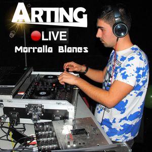 Arting Live in Morralla Blanes (26/3/2016)