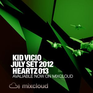 KID-VICIO JULY SET 2012 HEARTZ 013 DRUMSTEP SET