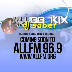 KLUBB KIX x DJ SABER (PROMO)