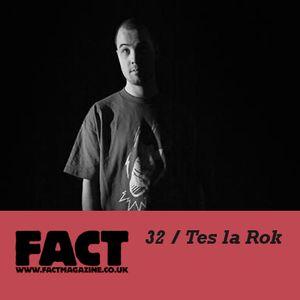 FACT Mix 32: Tes la Rok