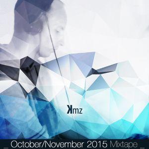 City Lights // October/November 2015 Mixtape //