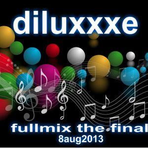 fullmix the final 8.8.13