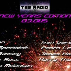TES first Techno Party of the Year 2015-01-03