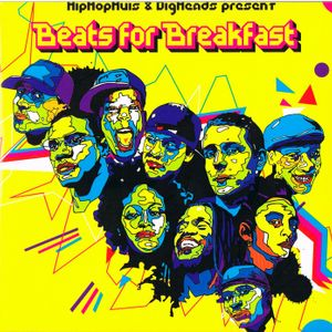 HipHopHuis & DigHeads present Beats for Breakfast