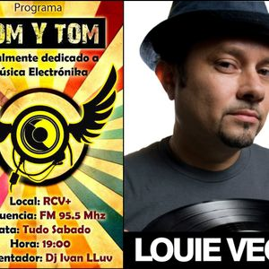Som y Tom Radio Show - 402 - LOUIE VEGA @Mixmag LiveOutput NYC